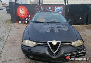 Alfa Romeo 156 2.4 JTD 2003 Para Peças
