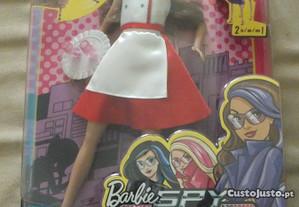 Mattel Barbie Spy Squad Secret Agents Doll