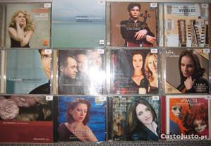 Música Clássica Virgin Classics.