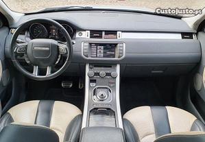 Land Rover Evoque TD4