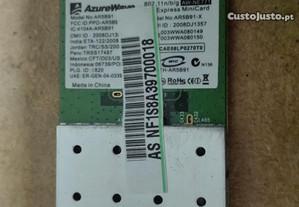 Placa Wireless AW-NE771 - Usada