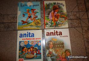 Livros da Anita Verbo infantil Gilbert Delahaye