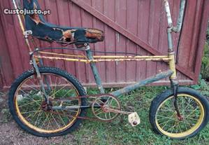 Bicicleta órbita chopper
