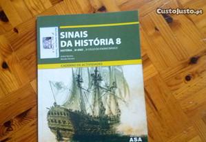 Sinais da História 8
