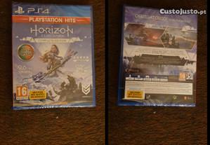 Jogo playstation 4 / ps4 - Horizon Zero Dawn NOVO
