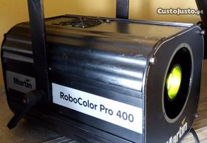 Projetor de luz Martin Robocolor PRO 400 (lote de