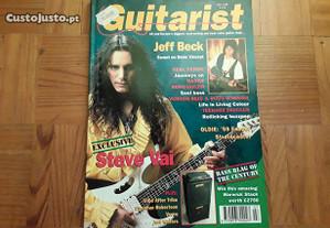 Revista Guitarist Julho 1993 Raridade (NOVA)