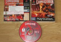 Playstation 1: Carmageddon
