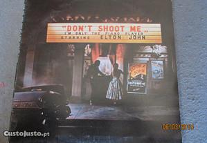 Vinil de Elton John - Don't shoot me