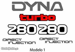 Kit autocolantes Toyota Dyna