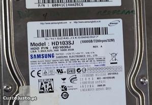 PCB - Placa controladora disco Samsung HD103SJ