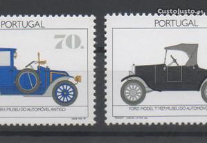 Série Completa NOVA 1992 / Museu do Automóvel
