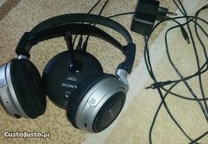 Sony Wireless Headphones TMR /MDR Rf800r bom estad