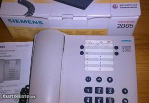Telefone Siemens Euroset 2005
