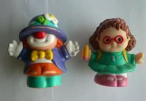 Little People da Fisher Price duas figuras