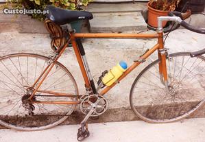 bicicleta antiga ciclismo corrida