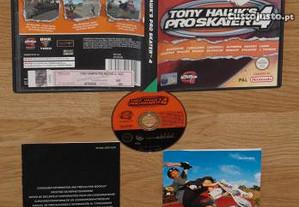 GameCube: Tony Hawk Pro Skater 4