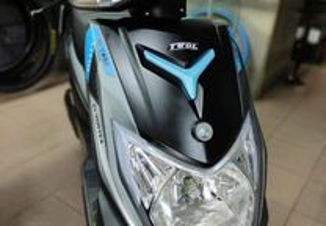 Scooter Eléctrica Vortex (85 kms de autonomia)