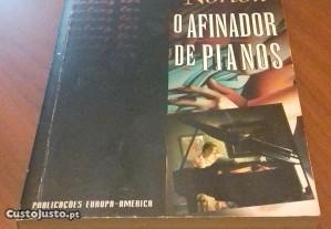 O Afinador de Pianos, de Cristina Norton