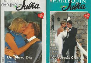 HARLEQUIN - Julia (2 romances)
