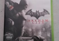 Jogo X-BOX 360 Batman Arkam City,