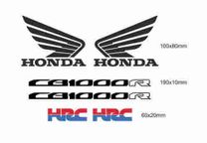 Kit autocolantes Honda CB1000R