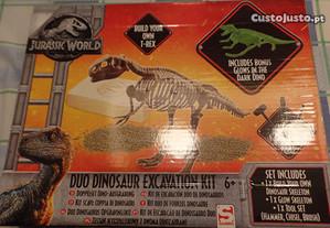 Jogo Escavação Dinossauro Novo/Selado