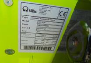 Staker Bateria LIFTER GX12-35