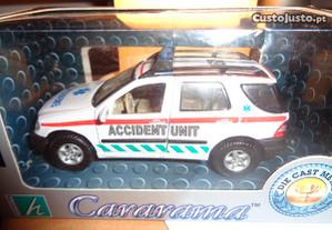Ambulância Miniatura 862 Accident Unit