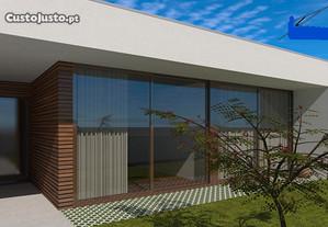 Moradia T3, Arquitectura Moderna, Térrea, terreno
