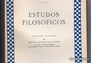 Estudos filosóficos (G. E. Moore)