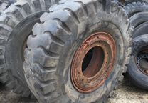 Pneu 16.00-25 máquina tractor agrícola