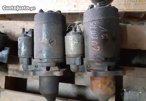 Motores de arranque case