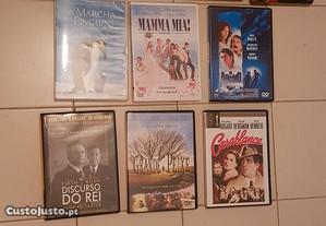 13 DVD Filmes biográficos e históricos