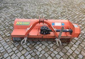 Triturador de restos de poda Agrimaster KL1450