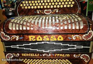Acordeão Italiano Rosso 96 Bx Ocasião