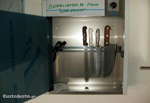 esterilizador de facas NOVO