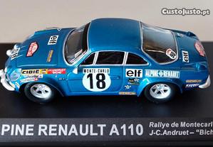 1/43 Alpine A110 1973