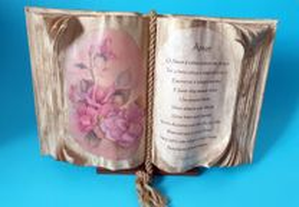 Livro Decorativo