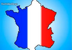 Aulas de Francês e de Português para estrangeiros