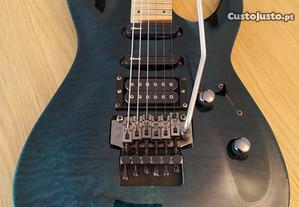 Guitarra eléctrica ESP LTD MH-103QM