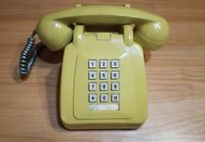 Telefone Vintage / Microfone