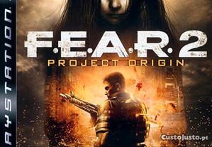 Fear 2: Project Origin - PS3