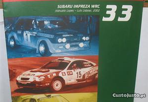 Fascículo Subaru Impreza WRC Adruzilo Lopes