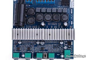 TPA3116 2.1 50W+50W+100W Placa De Amplificador Dig