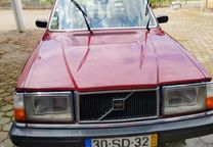 Volvo 244 Gasoleo - 84