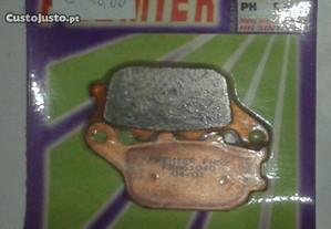 Pastilhas travão HondaCBR 600 e outras ver texto