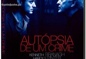 Filme em DVD: Autópsia de Um Crime - NOVO! Selado!