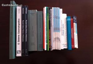 Livros de medicina - vários títulos