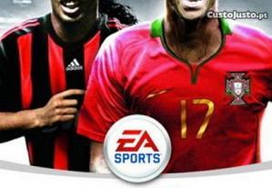 Fifa 09 (em português) - Ps3